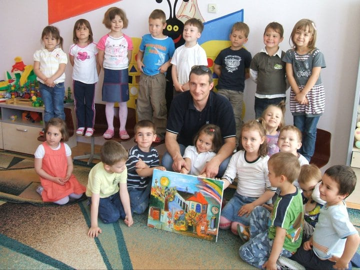 O ora cu copiii