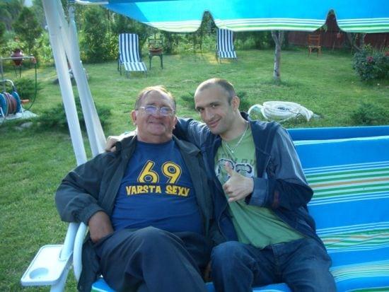 Cu Mihai, fiul lui