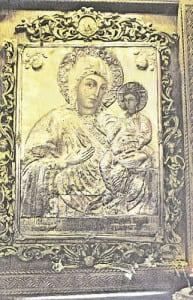 Icoana Maicii Domnului - Biserica Madona Dudu, jud. Dolj