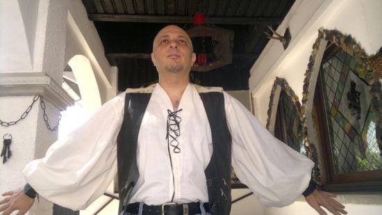 Marius Dragomir, rugaciune