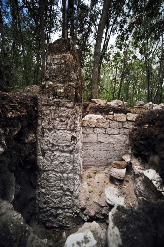 MEXICO-ARCHAEOLOGY-CHACTUN
