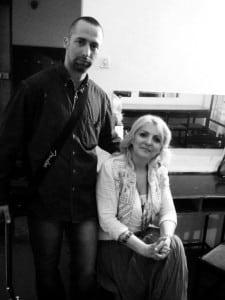 Alaturi de fiul prietenei ei, Tatiana Stepa, Catalin