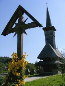 Biserica Ieud - Maramures