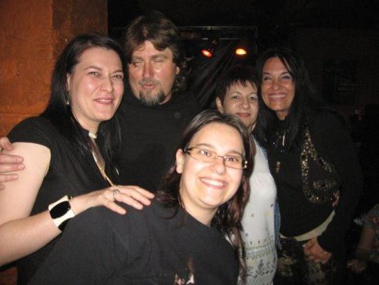Cu Adrian Sarmasan, Alina Manole, Zoia Alecu
