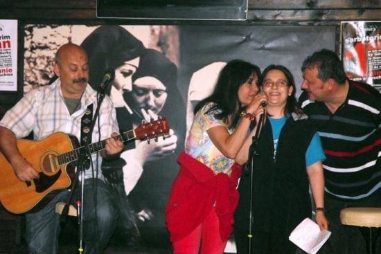 Cu Eugen Avram, Zoia Alecu si Ovidiu Mihailescu