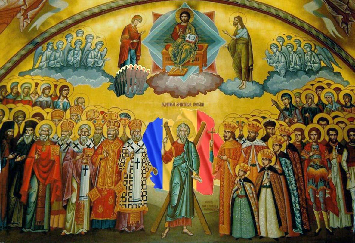 Image result for Duminica Sfinților Români