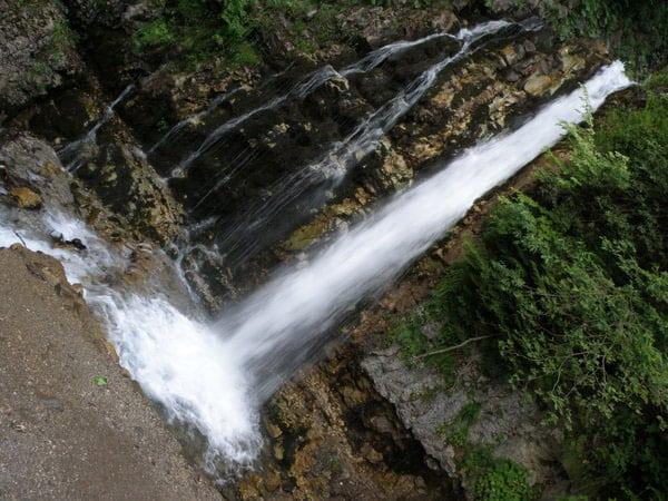 Cascade superbe în România