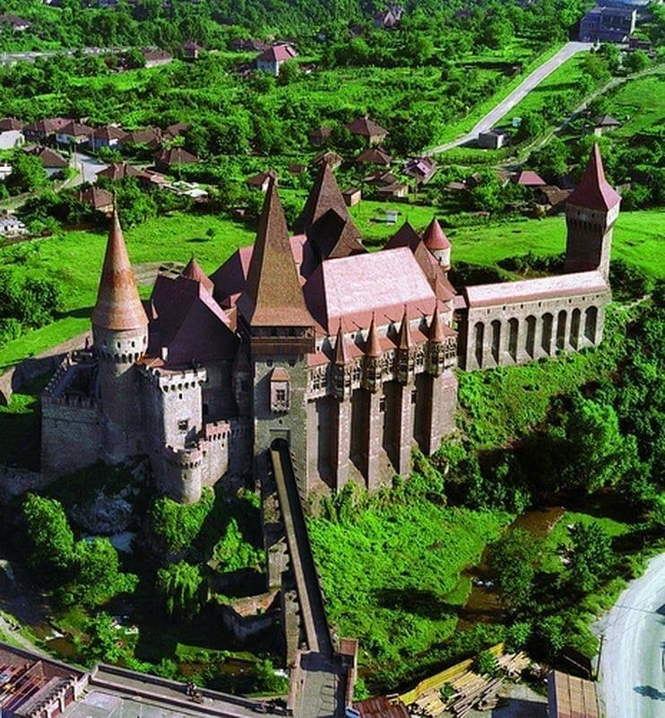 castelul huniazilor 1