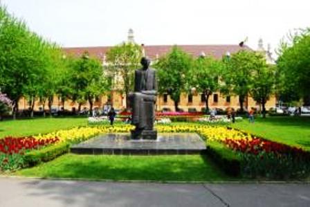 """Parcul Central """"Nicolae Titulescu"""