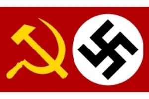 nazismul și comunismul in europa