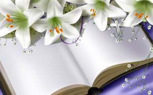 Carte si flori