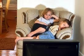 copii televizor