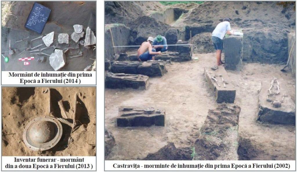 Desa - Descoperire arheologica