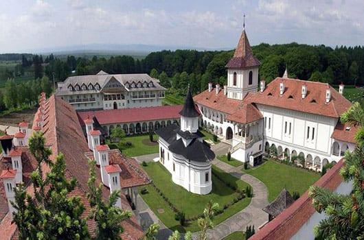 mânăstirile din Transilvania