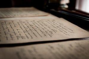scrisoare de la Albert Camus