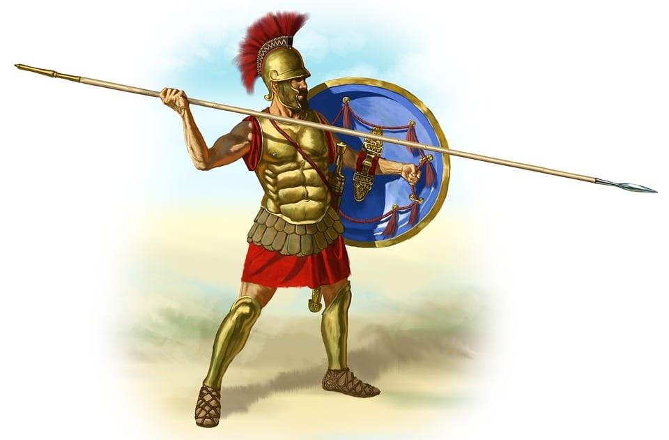Lupte între gladiatori