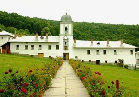 Mănăstirea Frăsinei – tărâmul interzis femeilor   Jurnal Spiritual
