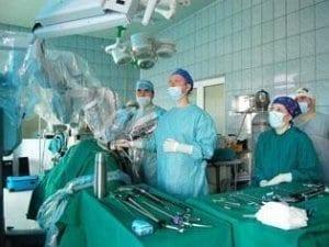 Cluj: Intervenții chirurgicale cu aparatură ultramodernă