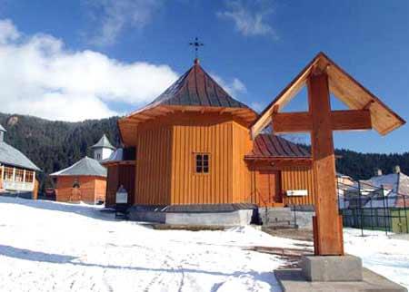 Mănăstirea Rarău