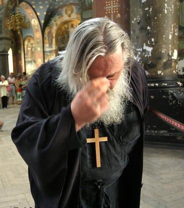 Topic deschis de Pacaliciul Semnul-crucii