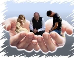 In mainile Tatalui