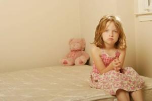 copil depresiv