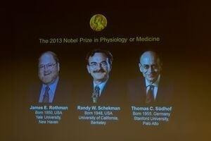 premiul nobel 2013