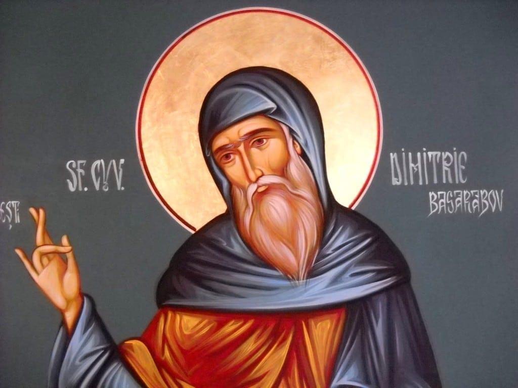 Sfântul Dimitrie