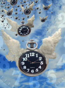 timpul zboara