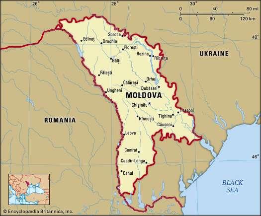 Moldova e un nume cu origini antice