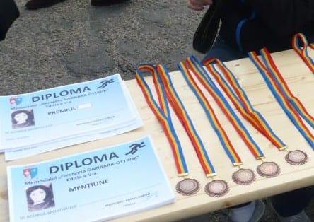 Premii, menţiuni, medalii