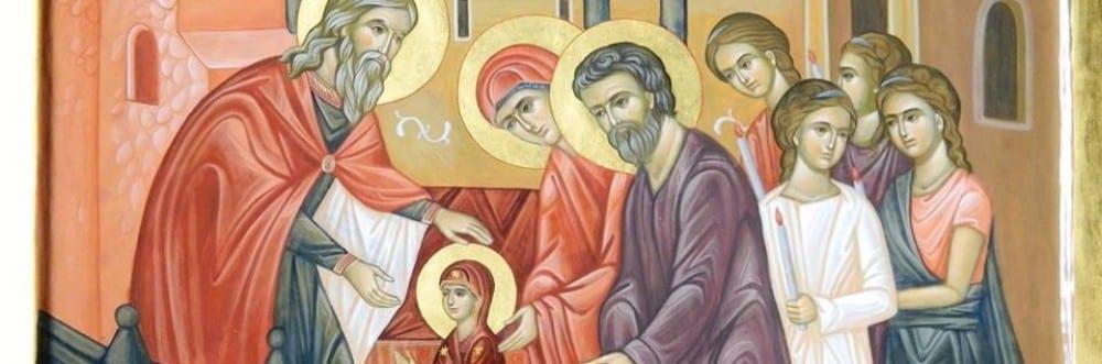 Preasfânta Fecioară Maria