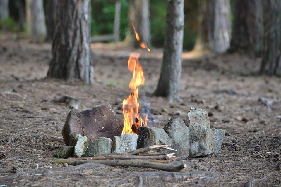 focul - descoperire
