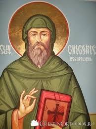 Părintele nostru Grigorie Decapolitul