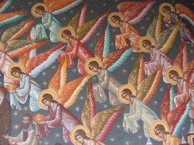 Despre îngeri şi Sfinţii Arhangheli (II)