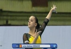 Concursul Master de gimnastică