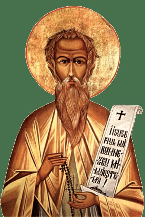 23 Noiembrie. Sfântul Cuvios Antonie
