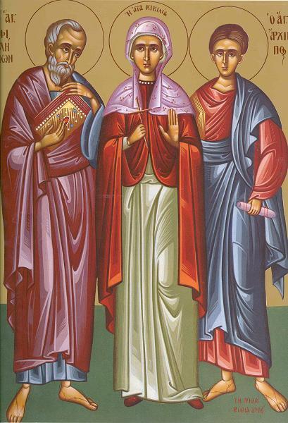 Sfinţii Mucenici Tirs şi Calinic