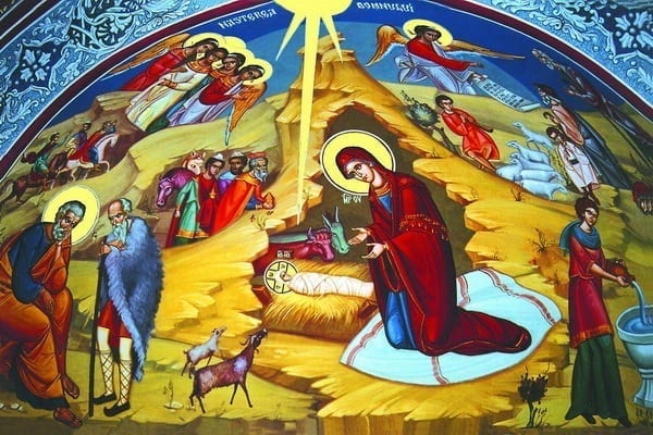 Crăciunul - nasterea Domnului