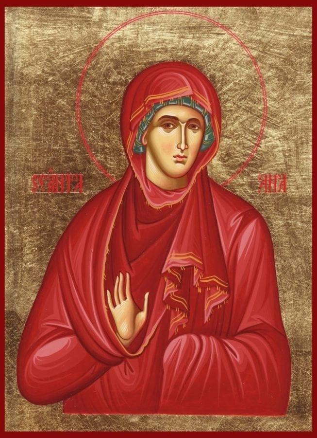 9 Decembrie. Zămislirea Sfintei Ana