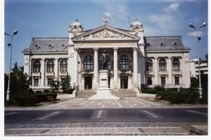 """Teatrul Național """"Vasile Alecsandri"""" din Iași"""