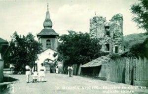 Tătarii în Rodna