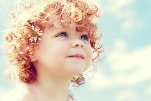 copilas frumos zâmbetul