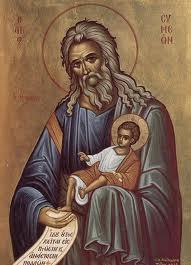 Sf Simeon - pe 3 Februarie