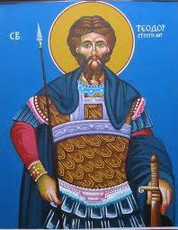 Teodor Stratilat - 8 Februarie