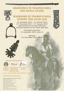 Războinici în Transilvania din epoca avară