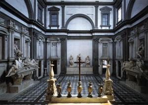 michelangelo-buonarroti-view-of-the-medici-chapel