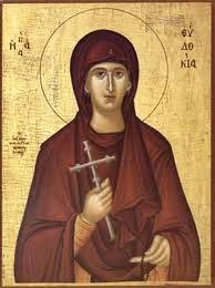 Sf Evdochia