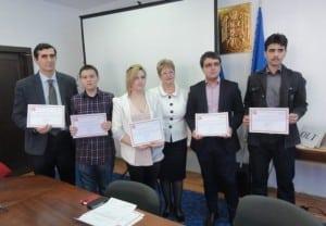 NASA a premiat 4 elevi din Slatina