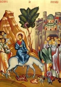 Iisus-Hristos-intrarea-Ierusalim